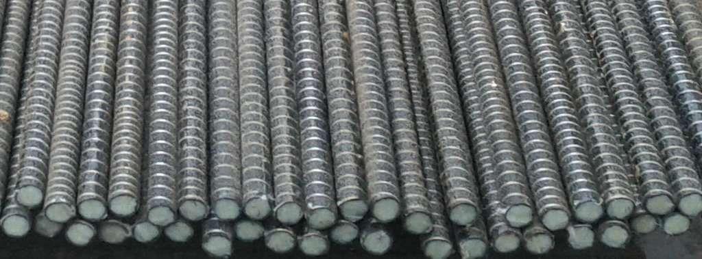 varillas de fibra de vidrio para construccion